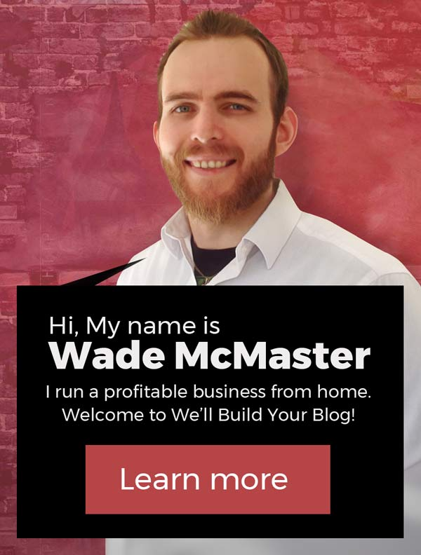 About Wade McMaster