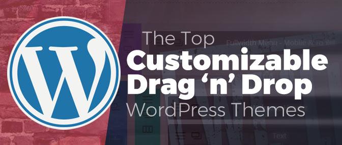 Top Customizable WordPress Themes